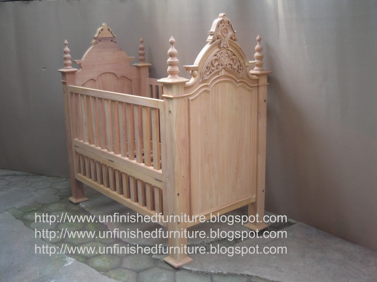 71 Best Images About Unfinished Mahogany Furniture On