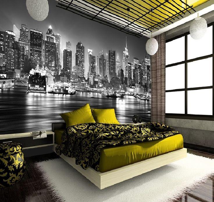 29 best fotomurales y murales de pared en - Fotomurales pared ...