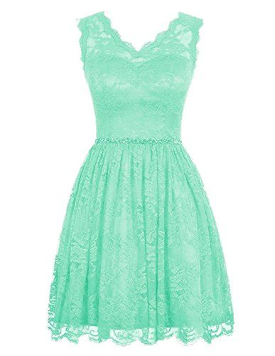 Haolicheng Women's Lace V-neck Short Prom Dress Bridesmaid Dresses Mint Green US 2 Haolingcheng http://www.amazon.com/dp/B01AXFSYFY/ref=cm_sw_r_pi_dp_4zV-wb1YY8J4S