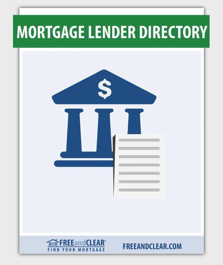 Comprehensive Mortgage Lender Directory Loans For Bad Credit