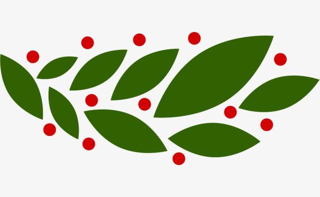 من ناحية رسم ورقة شجر خضراء منقطة Painted Leaves Leaf Clipart Hand Painted