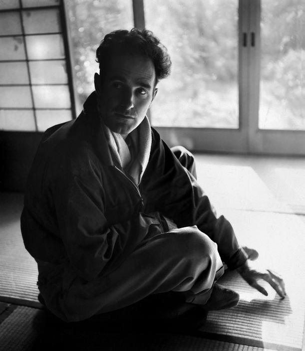 Werner Bischof in Japan, 1951 by Rossellina Bishof