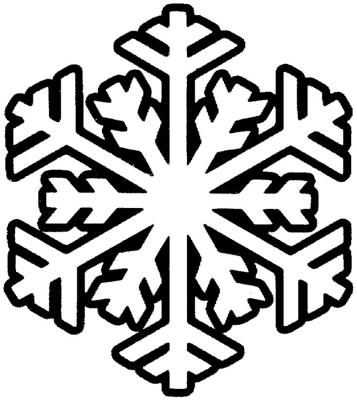 Snowflake Coloring Pages For Kids 339 Free Printable Coloring