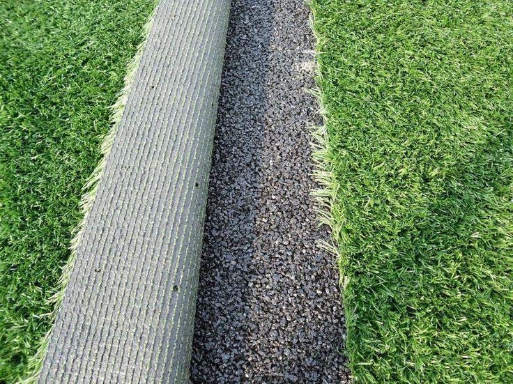 Cómo colocar césped artificial - http://www.jardineriaon.com/como-colocar-cesped-artificial.html #plantas