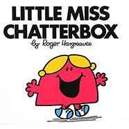 Little Miss Chatterbox - Little Miss Classic Library