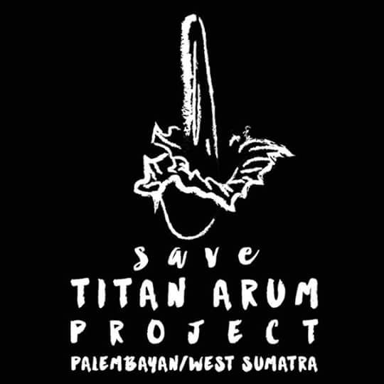 save Titan Arum Project