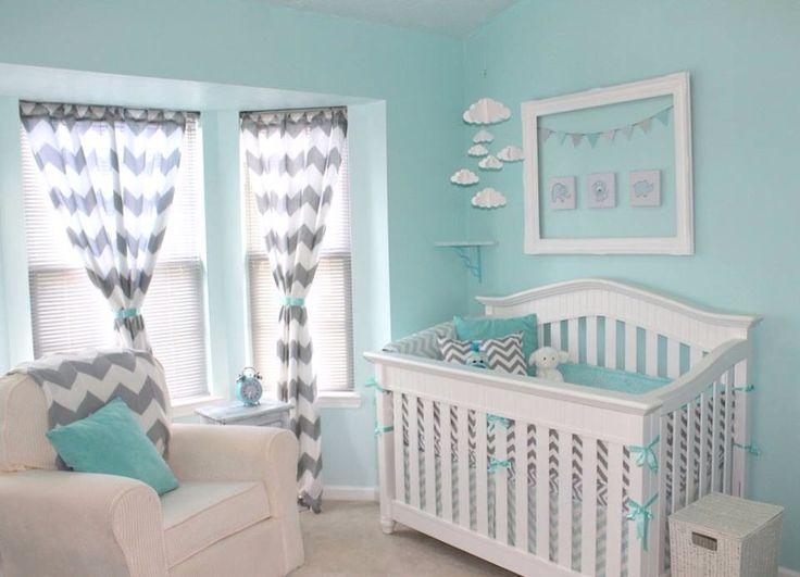 Cutest girl baby room!