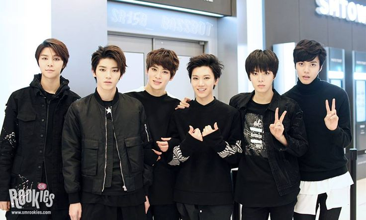 SMROOKIES, ahhhh Johnny! Not even debuted but you're killing me