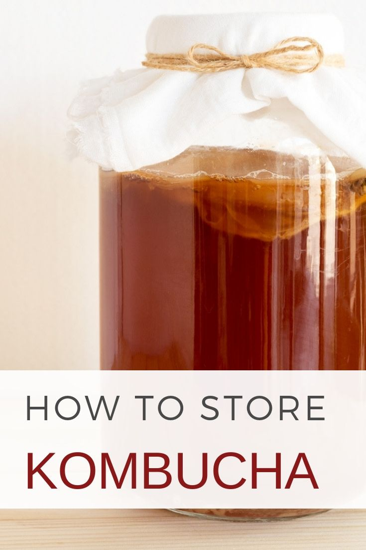 How To Store Kombucha You Ve Decided To Start Making Your Own Kombucha It S A Great Plan Because It S Expensive Make Your Own Kombucha Kombucha Veggie Juice