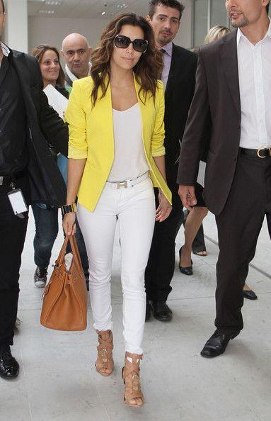 Eva Longoria Is Ready For Monaco - Pictures - Zimbio