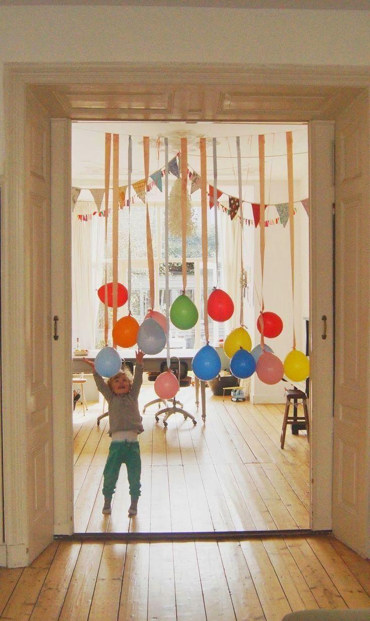 23 ideas sobre decoración con globos para un cumpleaños                                                                                                                                                                                 Más