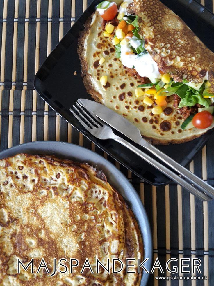 Har du prøvet at lave dine majspandekager til tex mex selv? Hvis ikke, så skulle du prøve det, du bliver ikke skuffet. Det er let, lækkert og low fodmap.
