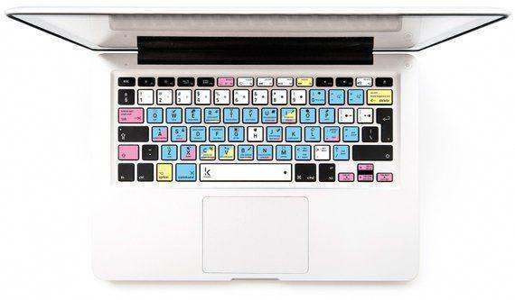 Adobe Photoshop CC 2017 Keyboard Shortcuts for Mac