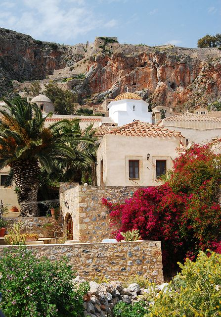 Amazing Monemvassia (Peloponnese) ,Greece