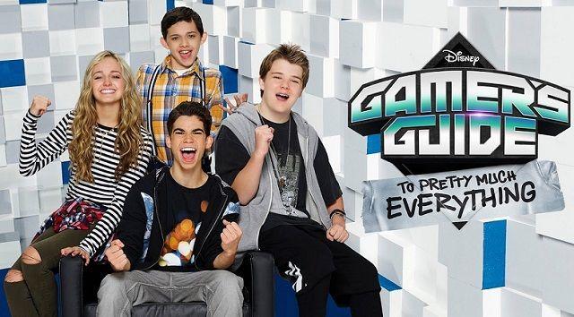 Manual do Jogador para Quase Tudo: Novos episódios no Disney Channel