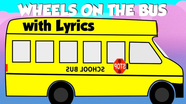 The Octonauts Wheels On the Bus Go Round And Round Song Nursery Rhymes f...