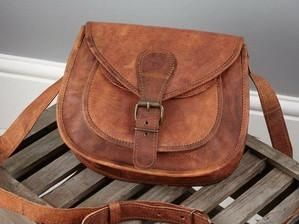Veske / skinn / leather goods / Curie fra www.lyle-d.com