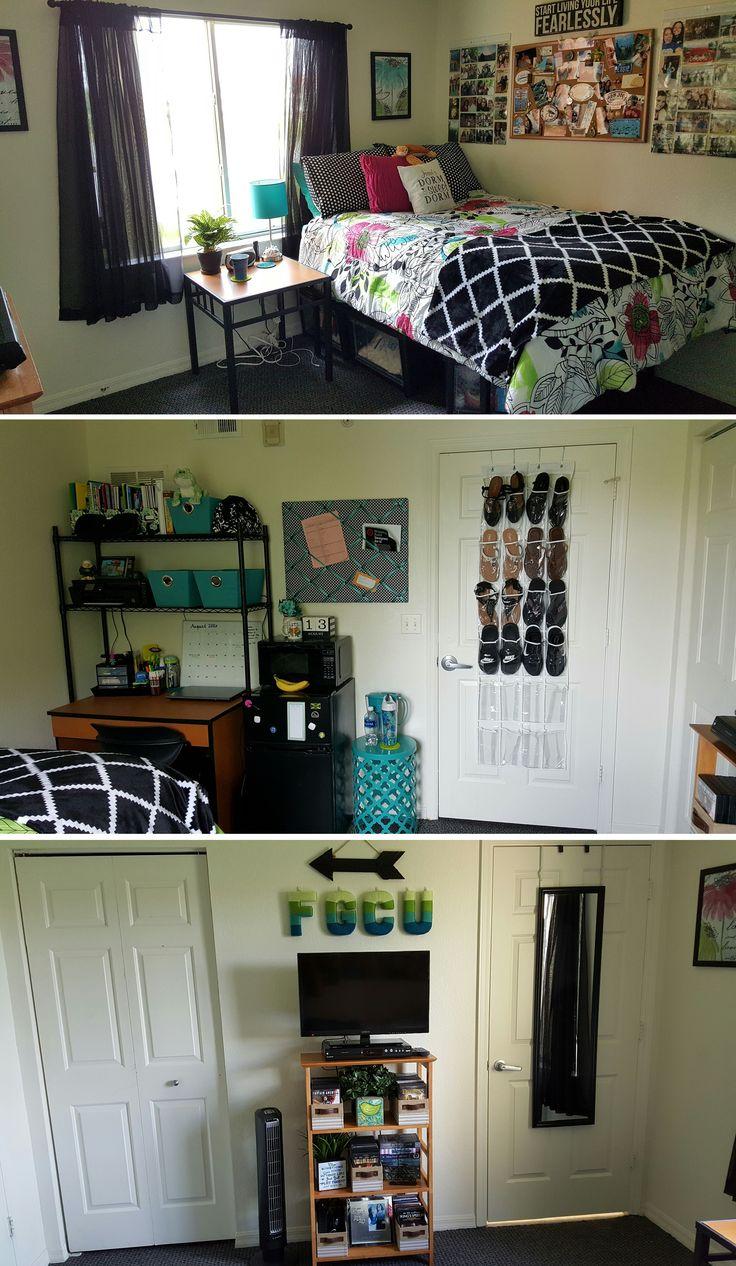 Dorm Room At Florida Gulf Coast University Fgcu In West