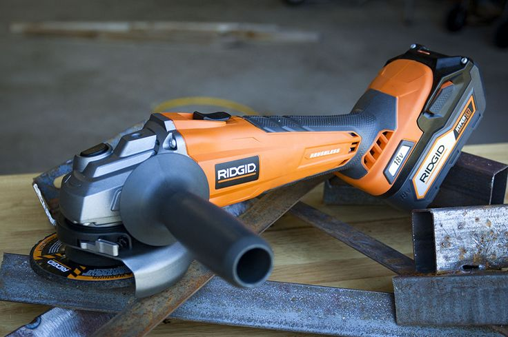 Ridgid 18V Brushless Angle Grinder  Are you ready for a new tool for your daily grind? For metal shaping, polishing, cutting, and grinding, check out the Ridgid 18V brushless angle grinder.    #ridgid #powertools #anglegrinder #grinder #tools #metalworking #cordlesstools #RidgidTools #construction #remodeling #demolition  https://www.protoolreviews.com/tools/power/cordless/grinders-sanders-cordless/ridgid-18v-brushless-angle-grinder/25986/