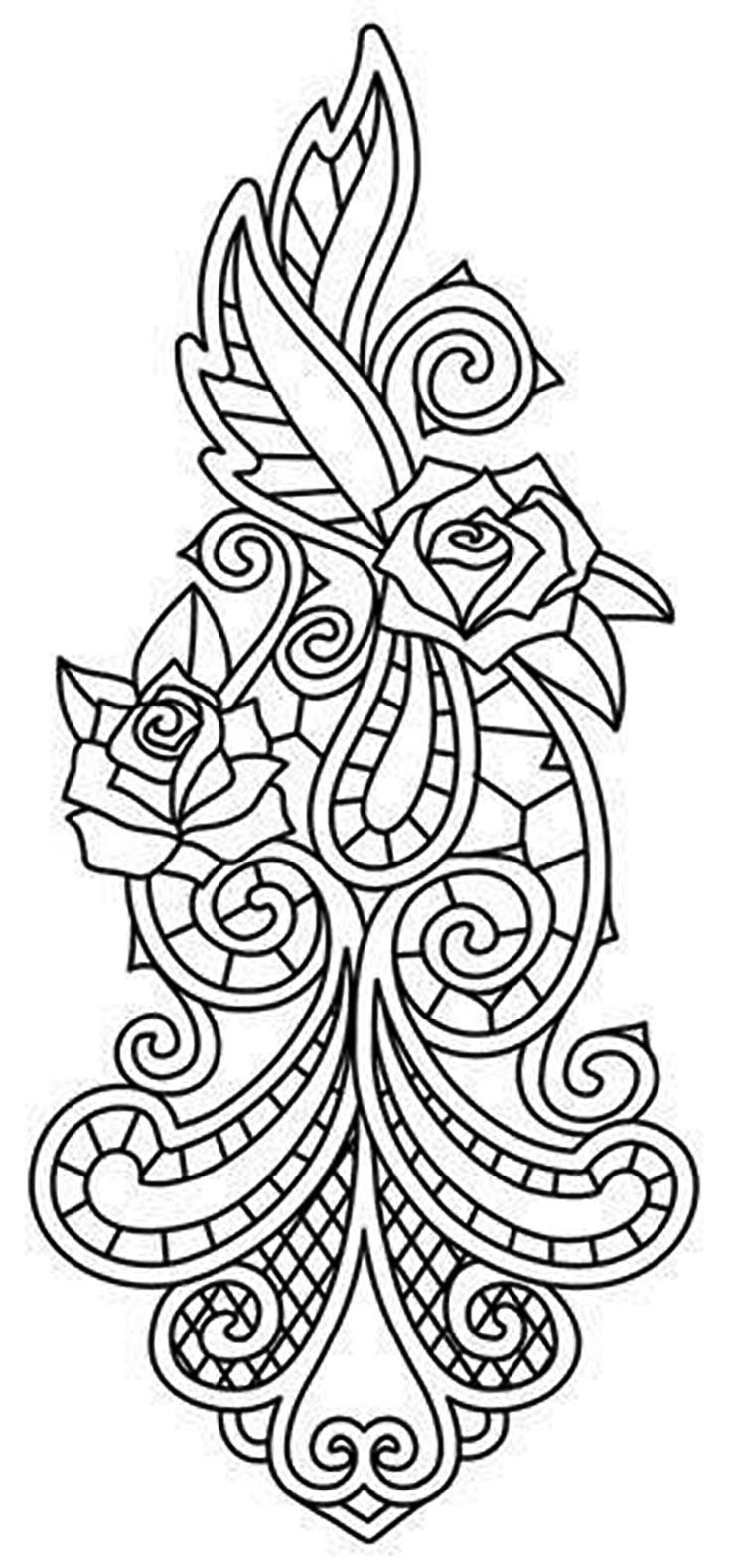 78  images about zentangle  doodle and coloring pages on