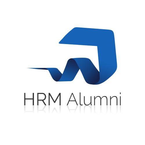 HRM Alumni #logo #design #brandrocket