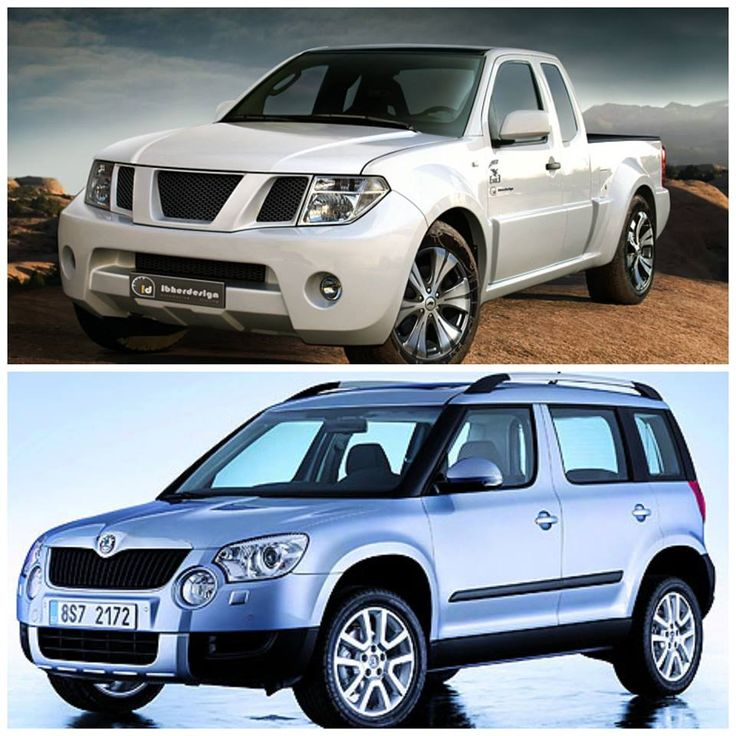 PickOne - Both around £20,000 - the Skoda Yeti and Nissan Navara - Which would you choose and why?