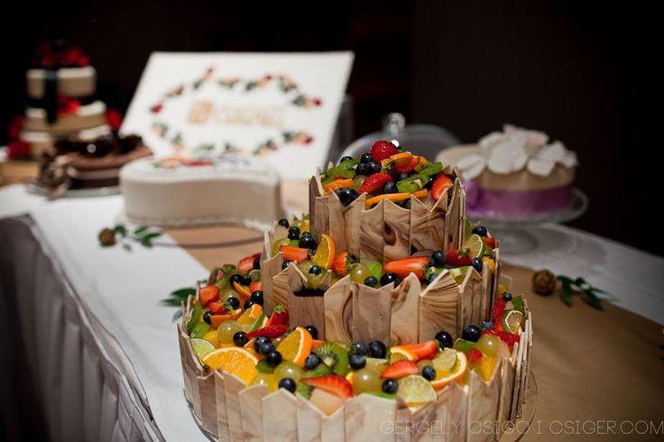 Különleges tortákkal