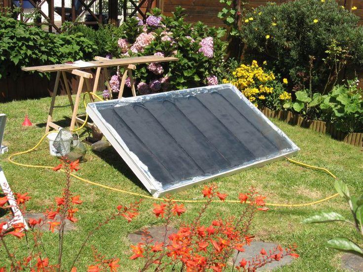 les 25 meilleures id es concernant panneau solaire thermique sur pinterest panneau thermique. Black Bedroom Furniture Sets. Home Design Ideas