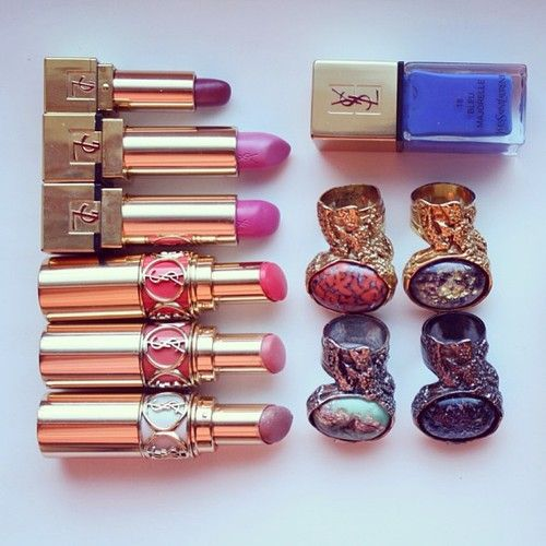 65 Best Ysl Lipstick In The Tube Images On Pinterest