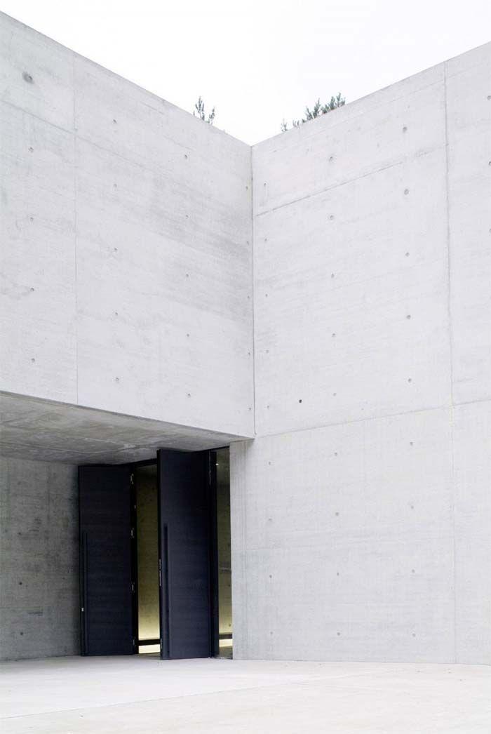 Documentation and Information Center at Camp Bergen-Belsen | Engel und Zimmermann Architekten.