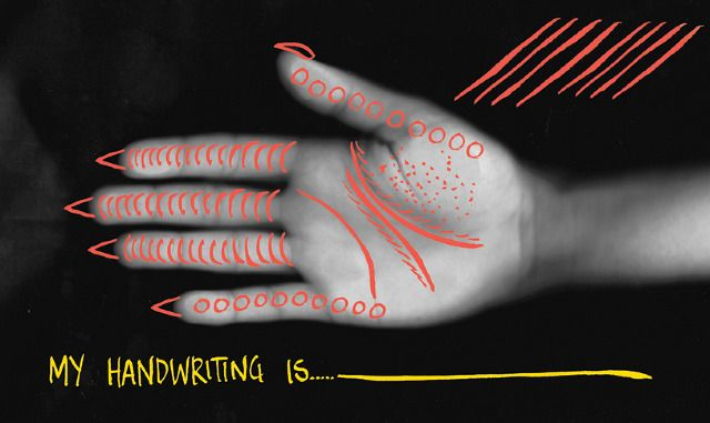 About your Handwriting - Old School - The New School for Graphic Design & Typography Melbourne