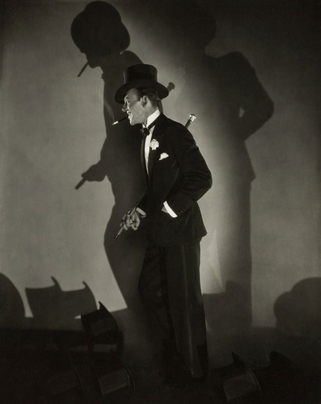 Fred Astaire in Funny Face. Edward Steichen 1927