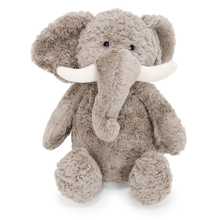 Plush Elephant | Annabel Trends Soft Toy Animal Children Large Cuddly Baby Stuffed | Yellow Octopus