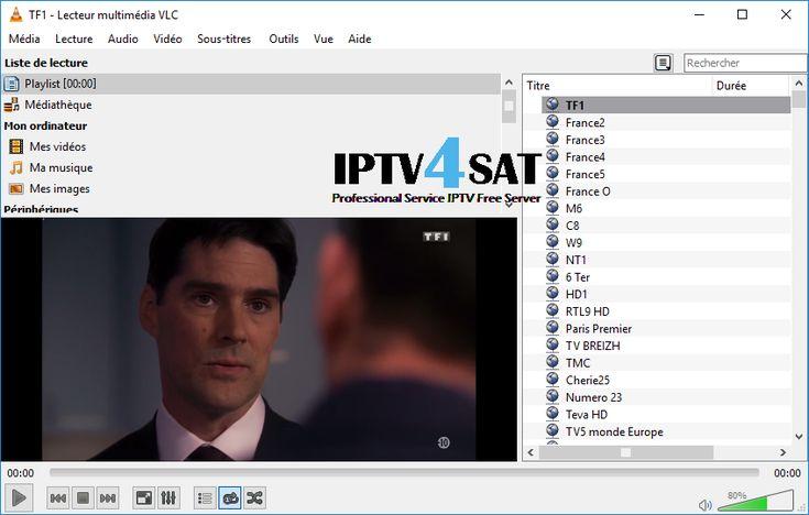 IPTV France Canaux M3u Gratuit Playlist 24/11/2017