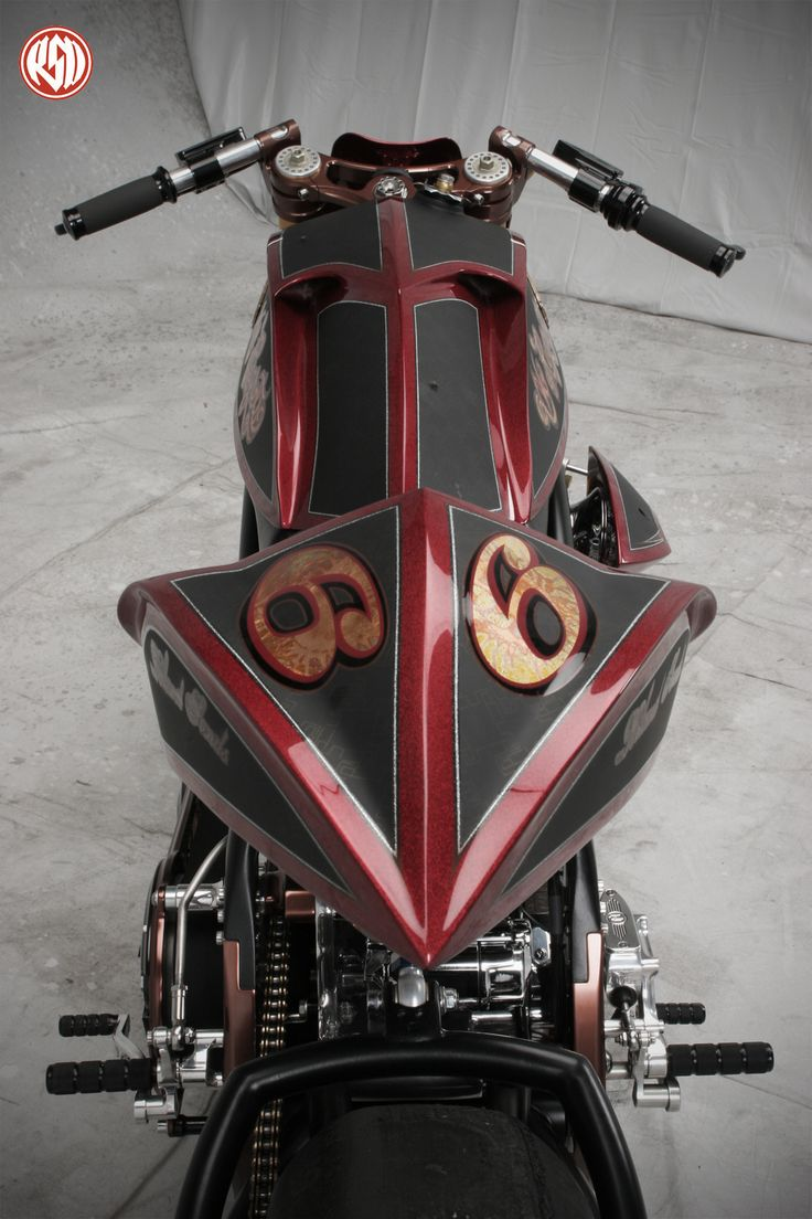 Bikes motorcycle parts and riding gear roland sands design - Roland Sands S No Regrets Is The Winner Of Winners No Regrets Is A Winner Of Many Awards Including The Winner Of 2006 Discovery Channel S Biker S Build