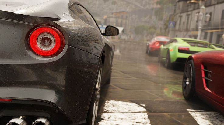 #Forzahorizon2 #XboxOne #Videogames   Danse de la pluie