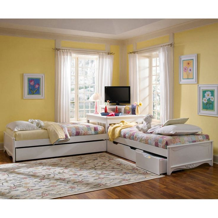 22 best images about corner twin beds on pinterest ana