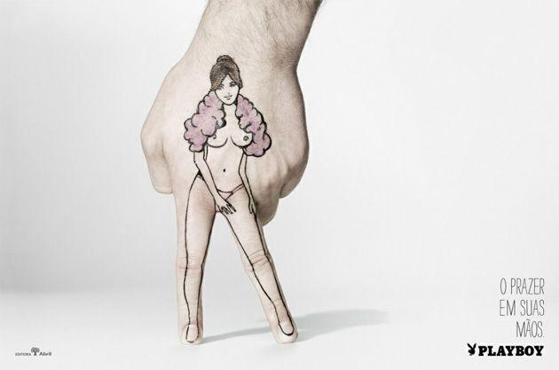Playboy: O prazer em suas mãos - vídeo completo