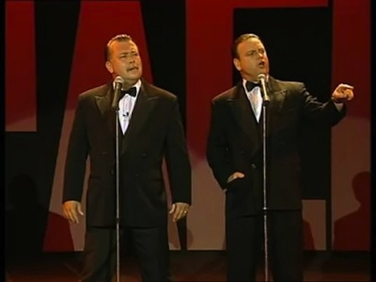 Hale & Pace - British comedy duo - outstanding characters & sketches!