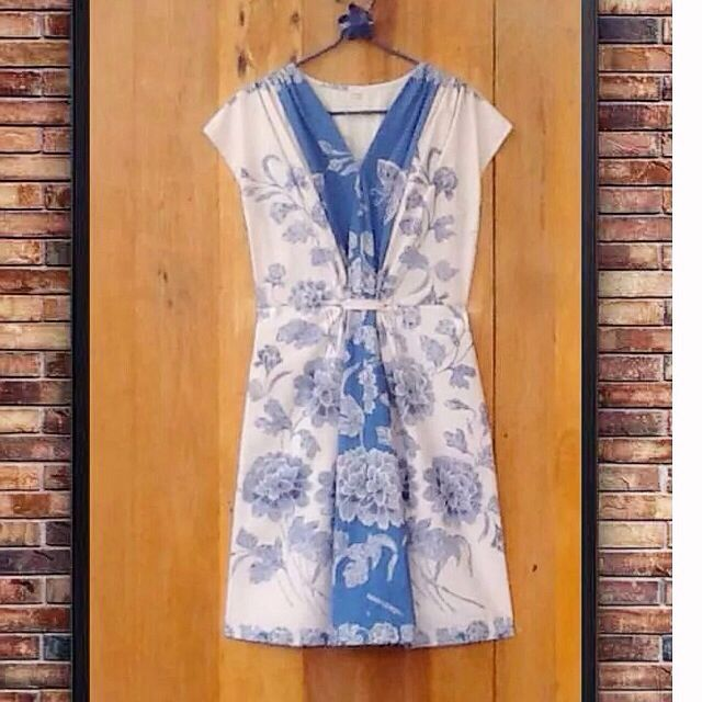 Batik Dress by Batik Gaya