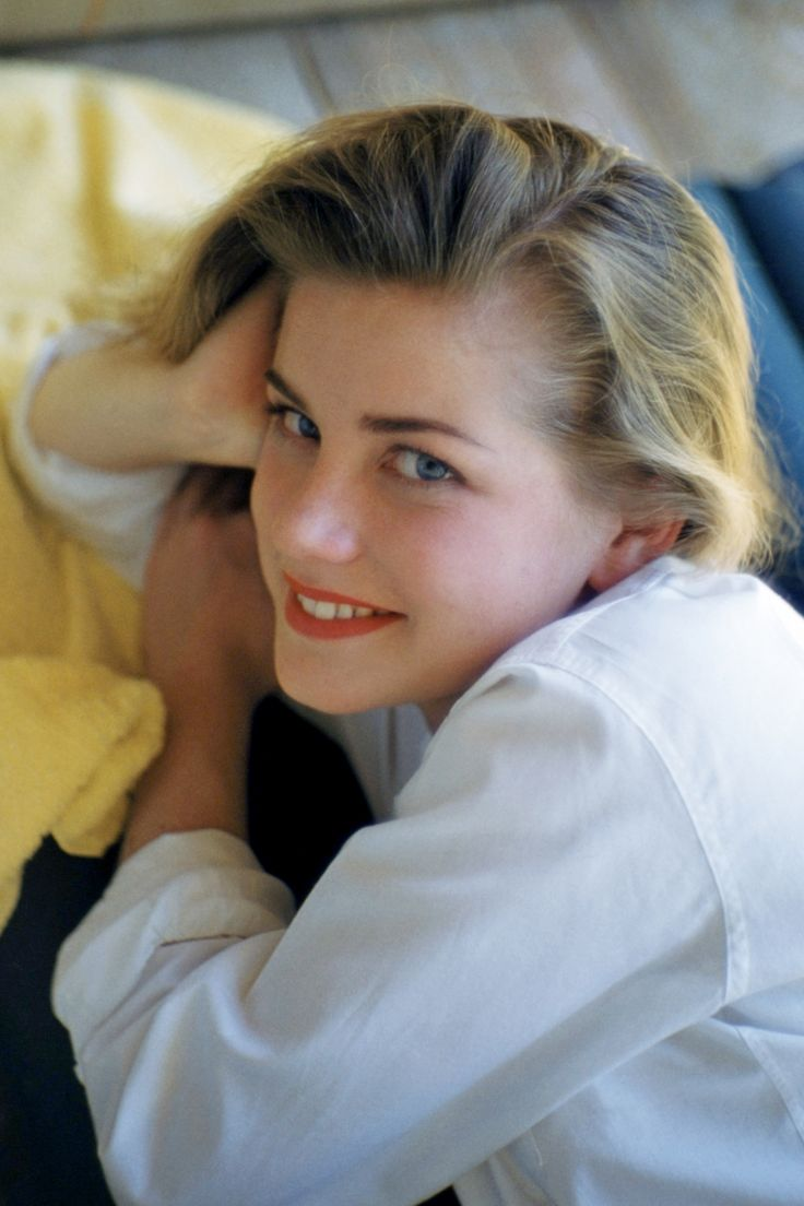 Dolores Hart  1960 Getty