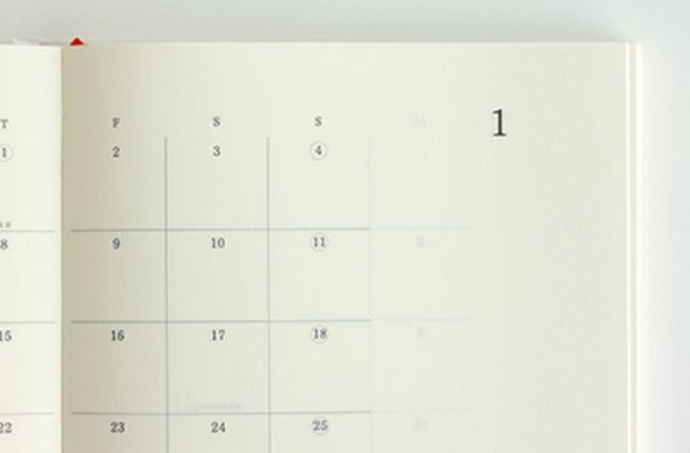 使いやすさは「ほぼ日」以上!MDノートダイアリーが便利すぎる♡ - Locari(ロカリ)