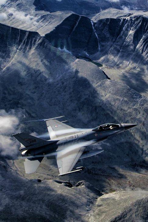 Royal Norwegian Air Force F-16AM