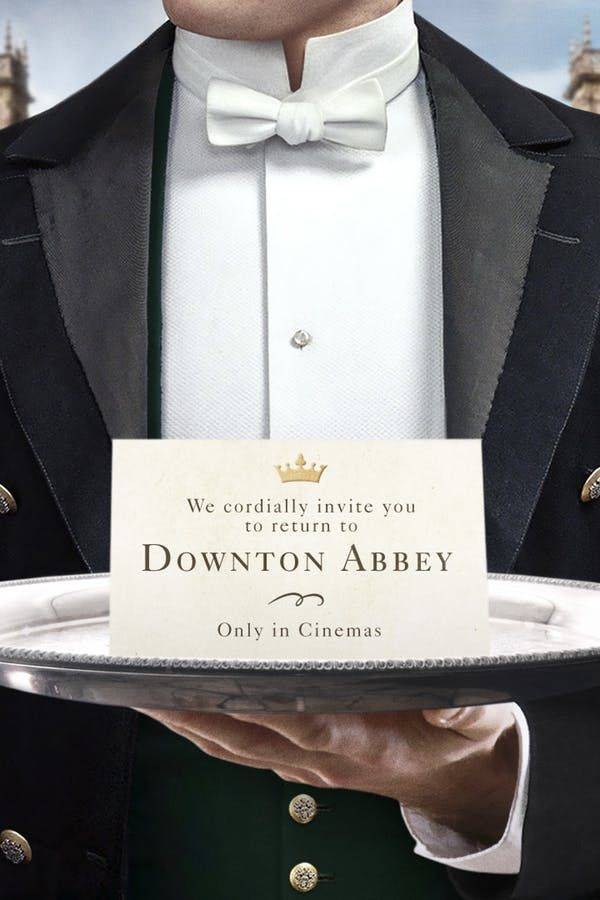 The Downton Abbey Movie Just Snagged A Release Date Downton Abbey Movie Downton Abbey Watch Downton Abbey