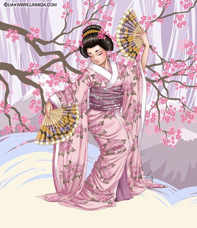 служб японский танец в картинках узнаете