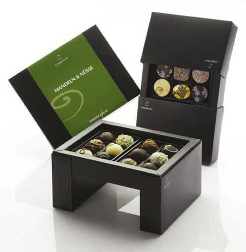 innovative chocolate packaging design