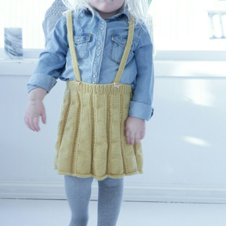 Knits and denim - love!