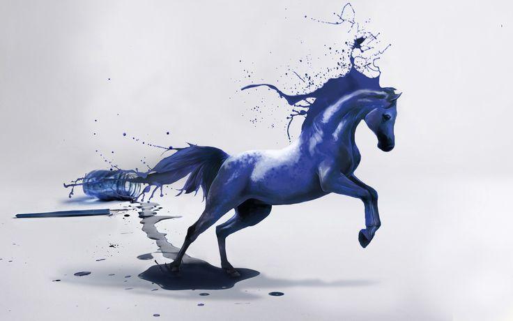 логотип лошадь - Поиск в Google