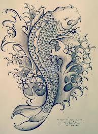 """""""black and white betta fish tattoo""""的图片搜索结果"""