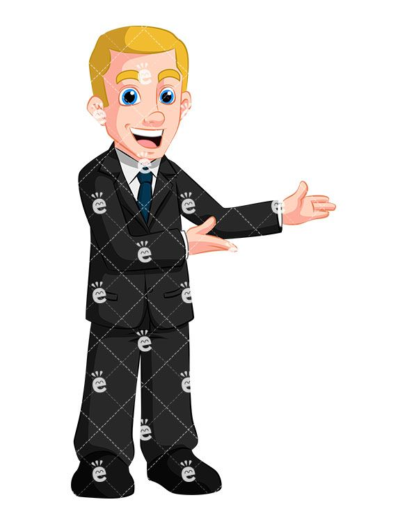 A Businessman Standing Up With Arms Out Giving A Presentation:  #accountant #accounting #adviser #affiliate #author #award #babble #banker #blond #boardmeeting #boss #business #businessowner #businessman #capitalist #career #cartoon #caucasian #CEO #character #class #clipart #copywriter #corporate #corporation #demonstrate #demonstration #director #display #drawing #employee #enterprise...